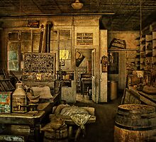 Bodie Mercantile by pat gamwell