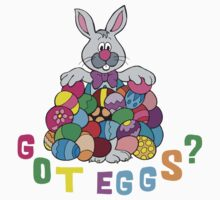 "Happy Easter ""Got Eggs"" by HolidayT-Shirts"
