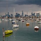 Colour of Melbourne 2 by fotoWerner