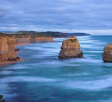 Apostles by Moonlight by Paul Duckett