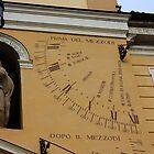 What Time is it in Tobolsk? Parma, Italy 2009 by Igor Pozdnyakov