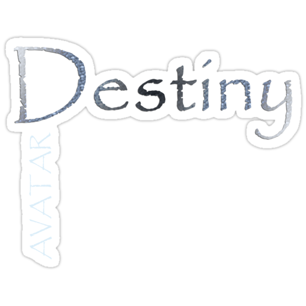 AVATAR - DESTINY by Vintage Retro T-Shirts