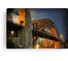 Golden Gateway - Sydney, Australia Canvas Print