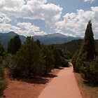On a lazy Sunday in Garden of the Gods by Rob Schoon