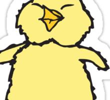 Easter Chicks Rule Sticker