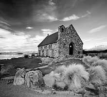 Church of the Good Shepard by davemorris05