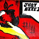 JUST BITE IT!  by monikablichar