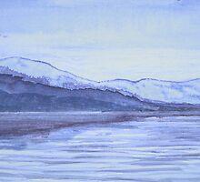 Arctic Midnight by John Moore