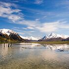 Lake Tekapo by davemorris05