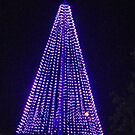 Big Purple Xmas by KazM