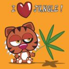 I Love Jungle! by fastpaolo