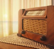 Old Radio Days, Nantucket by Tony Ramos
