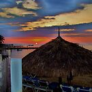 Jamaica West Indies   sunset and beach by jeanlphotos