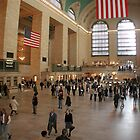 Grand Central Station - Promenade by Jack McCabe