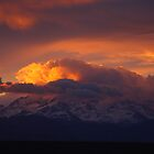 Storms on Rainier by James Duffin