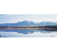 Unity Lake Reflection Photographic Print