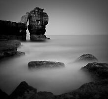 Pulpit Rock, Portland Bill, Dorset by Dave Sayer