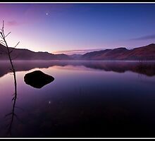 Dawn over Derwent water by Shaun Whiteman