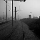 Fog in the morning - Madrid by Gerardo Sánchez