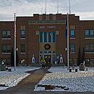 Lake County, Montana, Court House by Bryan D. Spellman