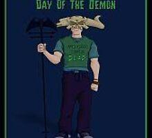 Dia del Demonio: Cotton by johnny jenkins
