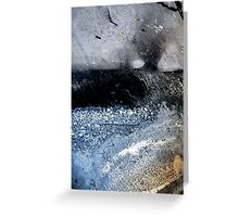 Storm Bringer Greeting Card