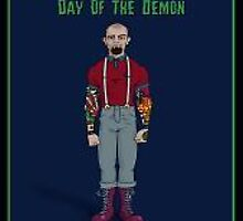 Dia del Demonio: Tarragon by johnny jenkins