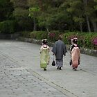 A Little Walk in Kyoto by Ashigaru