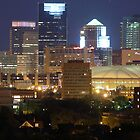 Minneapolis Skyline by tvlgoddess
