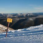 South from Mt Hotham by happy3741