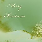 A Green Christmas by Violette Grosse