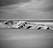 Shipwrecked by Darryl Leach