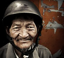 The Vietnam Veteran #0301 by Michiel de Lange
