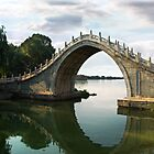 Jade Belt Bridge - China 2006 by John  Kowalski