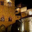 Pistoia By Night by Ilva Beretta