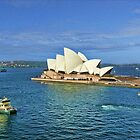 Sydney Opera House by Ausgirl60