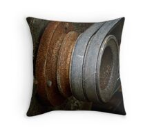 Welcome To ... Throw Pillow