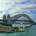 Sydney Harbour Bridge by Ausgirl60