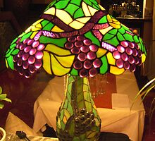 Tiffany Lamp by ©The Creative  Minds