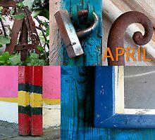 April by Abba Richman