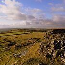 Dartmoor: A Distant Church by Rob Parsons
