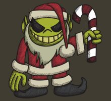 Evil Christmas Elf by Wislander