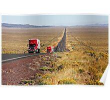 Central Oregon Highway Poster