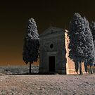 Vitaleta Church by Marco Vegni