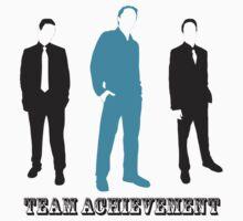 Team achievement by Vintage Retro T-Shirts