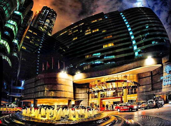 Harbour Plaza Hong Kong by andreisky