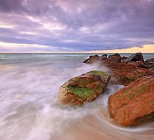 rocky outcrop by joel Durbridge