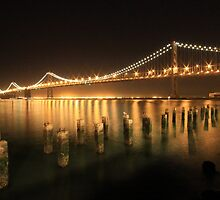 Bay Bridge by joel Durbridge