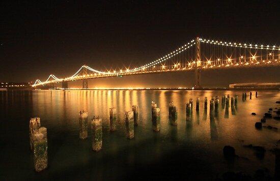 Bay Bridge by joel Durbridge