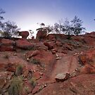 The Granites, Mount Magnet, WA by Naomi Brooks